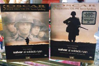 salvar al soldado ryan dvd edición commemorativa