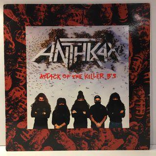 Anthrax - attack of the killer b s (vinilo)