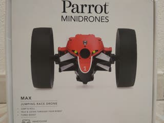 Jumping Race Parrot