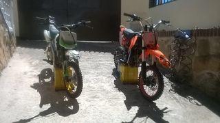 2 Pit bike imr monsterpro