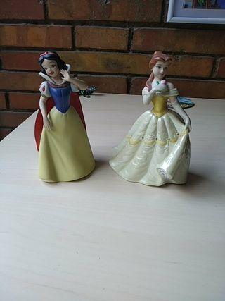 princesas Disney de piecelana
