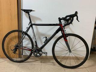 Cannondale superX gravel ciclocross