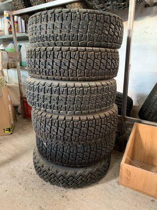 Llantas 13 pulgadas y ruedas de tierra Seat