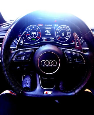 Audi A5 modelo 2017