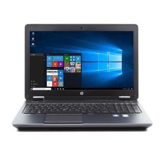 Portatil HP ZBook 15 i7 16GB Ram