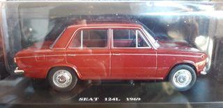 Maqueta miniatura coche colección, escala 1/24