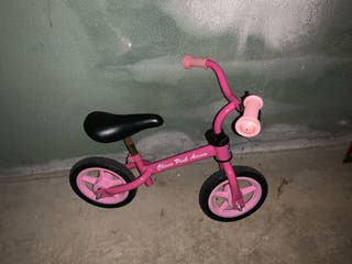 Bici sin ruedas para niño