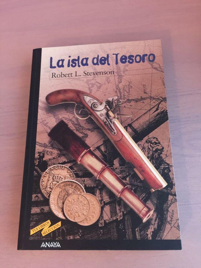LA ISLA DEL TESORO. Robert L. Stevenson