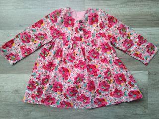 Vestido niña 2 años Kenzo
