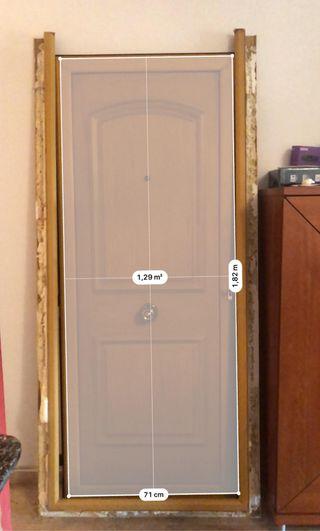 puertas blindadas bricodepot
