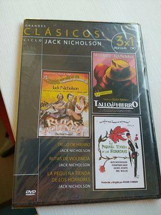 Clasicos Jack Nicholson