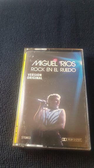 Miguel rios..Rock En El Ruedo 1986