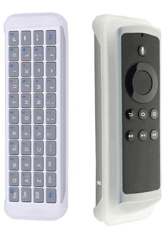 Mini teclado Bluetooth para Fire TV