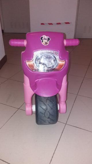 Moto Correpasillos Juguettos.