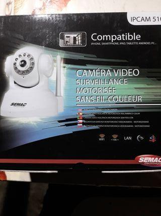 videocámara de vigilancia