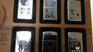 mecheros zippo colección