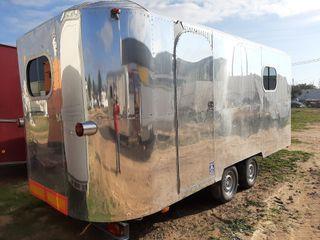 caravana Food Truck modelo Airstream