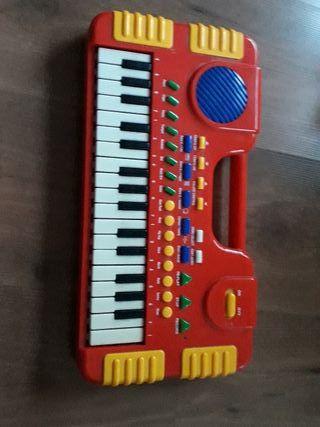 Organo de juguete