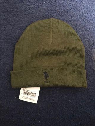 Men's U.S. Polo Assn Khaki Hat