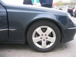 Llantas Mercedes W211