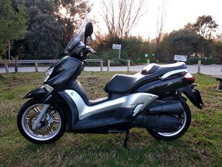 Yamaha X-CITY 125cc (año 2008).