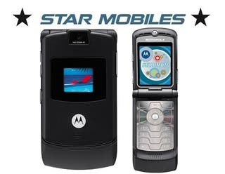 Telefono Motorola razr v3 nuevo libre