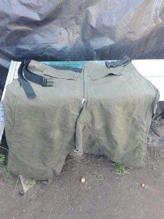 pantalon anticorte motosierra