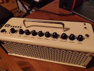 Yamaha THR10-v2 NUEVO: Amplificador de Guitarra