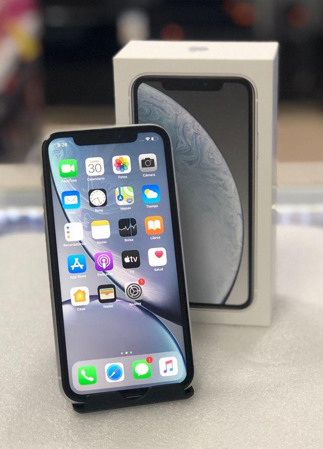 APPLE IPHONE XR 64GB SEMINUEVO