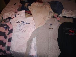 ropa de hombre talla grande 20 prendas