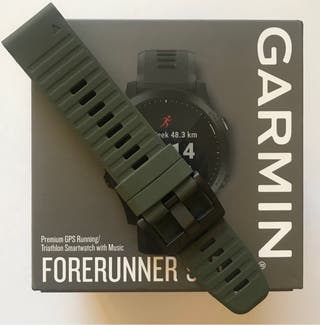 Correa Quick fit para Garmin 22mm