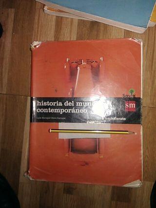 libro de texto 1 bachillerato historia...