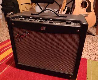 Fender Mustang III: Amplificador de Guitarra.