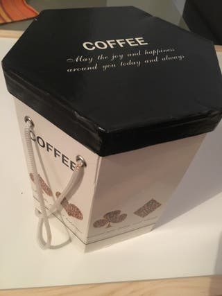 Juego tazas café