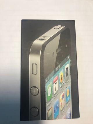 Cajas IPhone 4 y IPhone 5s