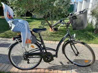 Bicicleta de paseo hombre o mujer