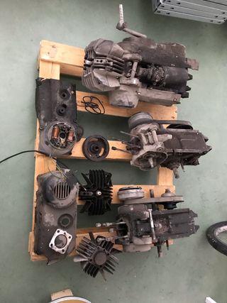 Motores derbi variant