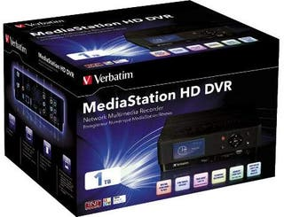 Disco Duro multimedia y grabador Verbatim 1TB