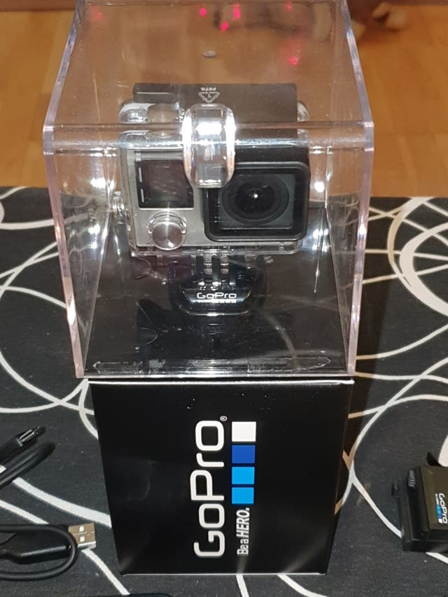 GoPro Hero 4 black Nueva