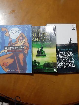 Libros de Lectura Castellana.