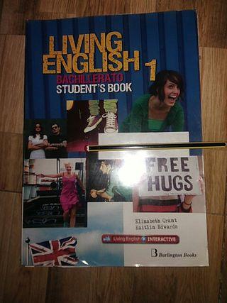 libro de texto 1 bachillerato living english sb
