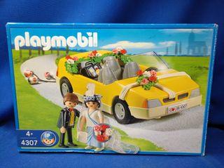 Playmobil Coche de recien casados REF 4307