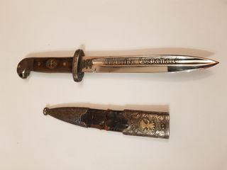 cuchillo falange española
