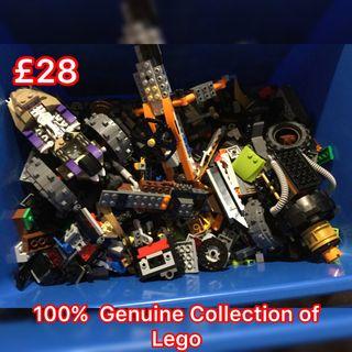 Genuine Box of LEGO