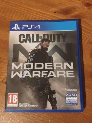Call of Duty Mordern Warfare