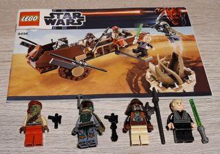 Lego 9496 Desert Skiff Star Wars