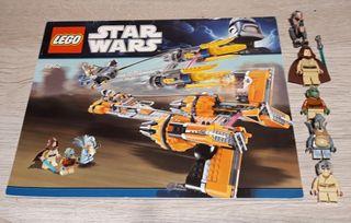 Lego 7962 Anakin's - Sebulba's Podracer Star Wars