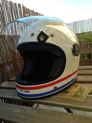 casco café racer
