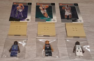 Lego 3560 Gasol, Allen, Duncan - Sports