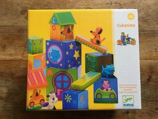 Torre de apilamiento - cubanimo de djeco